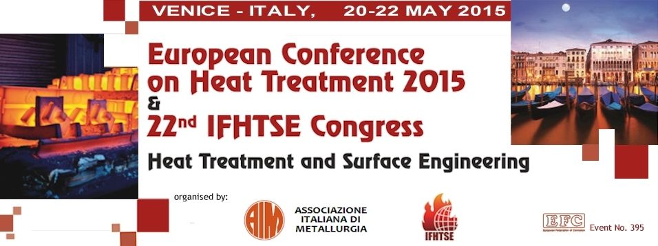 European Conference on Heat Treatment 2015