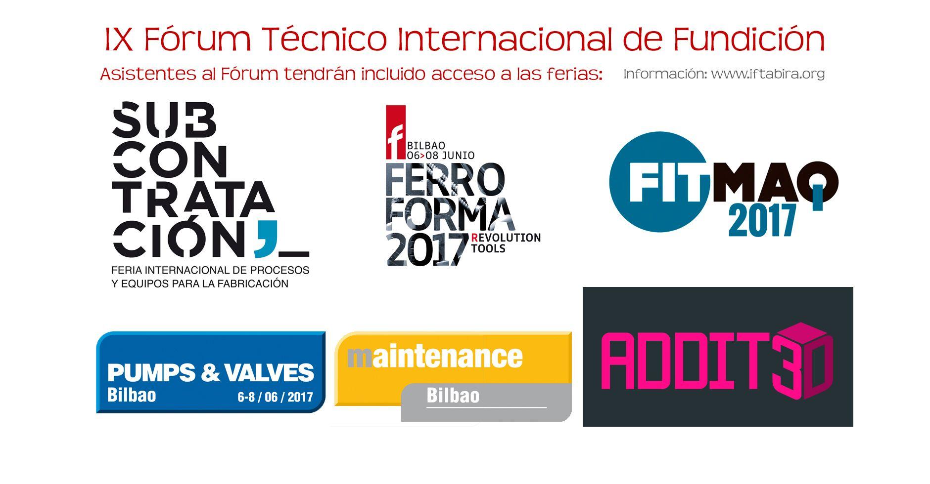 ferias forum fundicion ferroforma