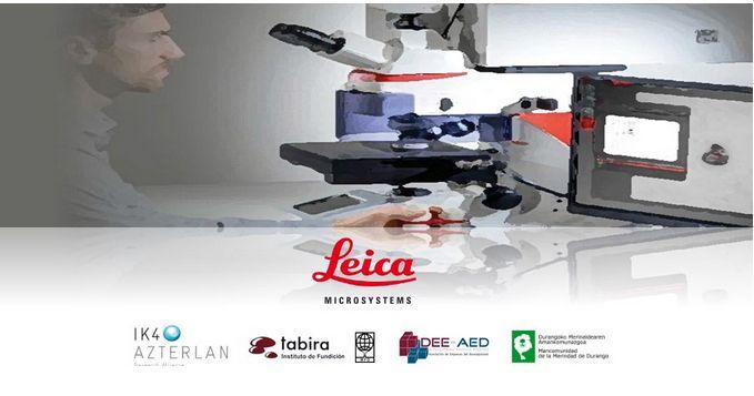 Leica microinclusiones aceros