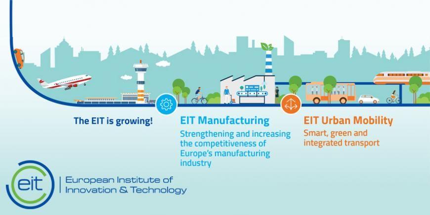EIT consorcio manufacturing