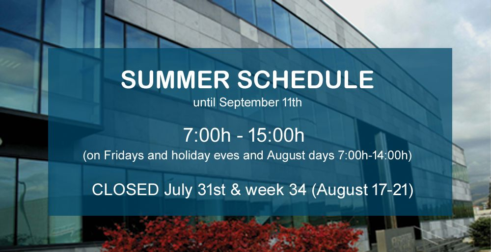 horario verano